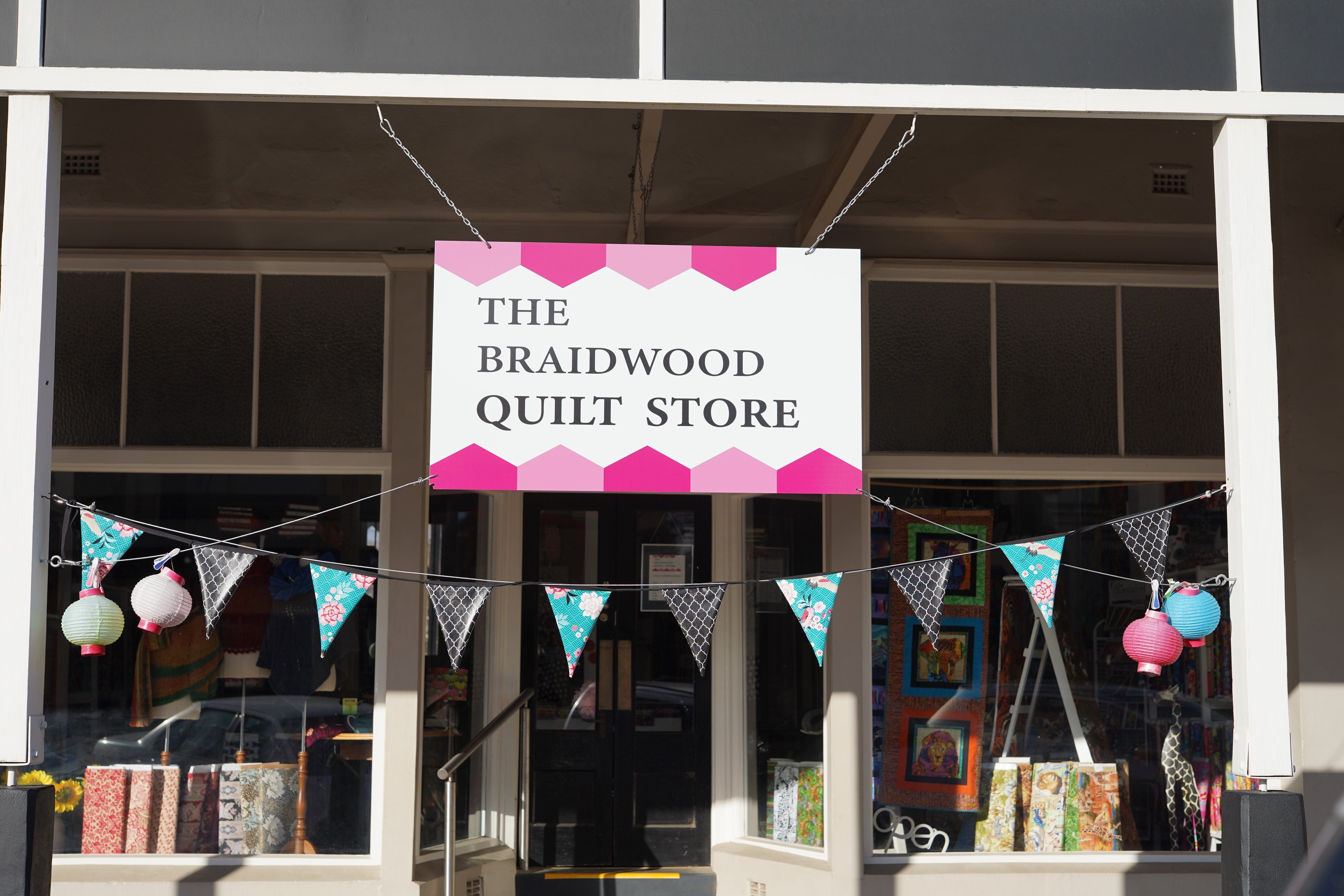 The Braidwood Quilt Store - Accommodation Noosa