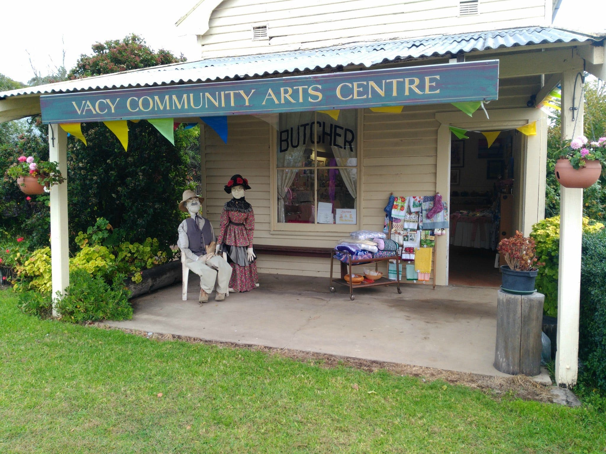 Vacy Community Arts Centre - Accommodation Noosa