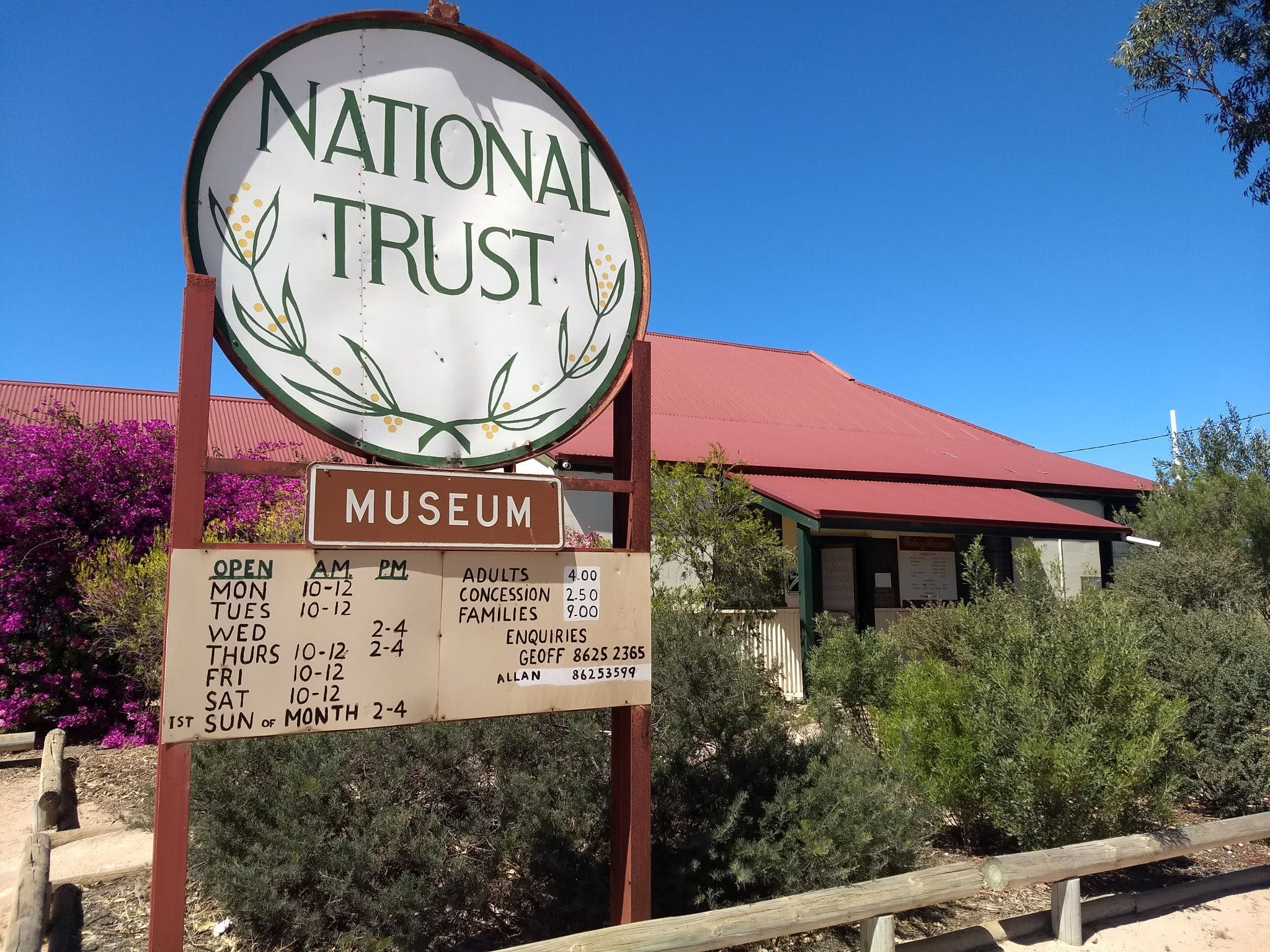 Ceduna National Trust Musuem - Accommodation Noosa