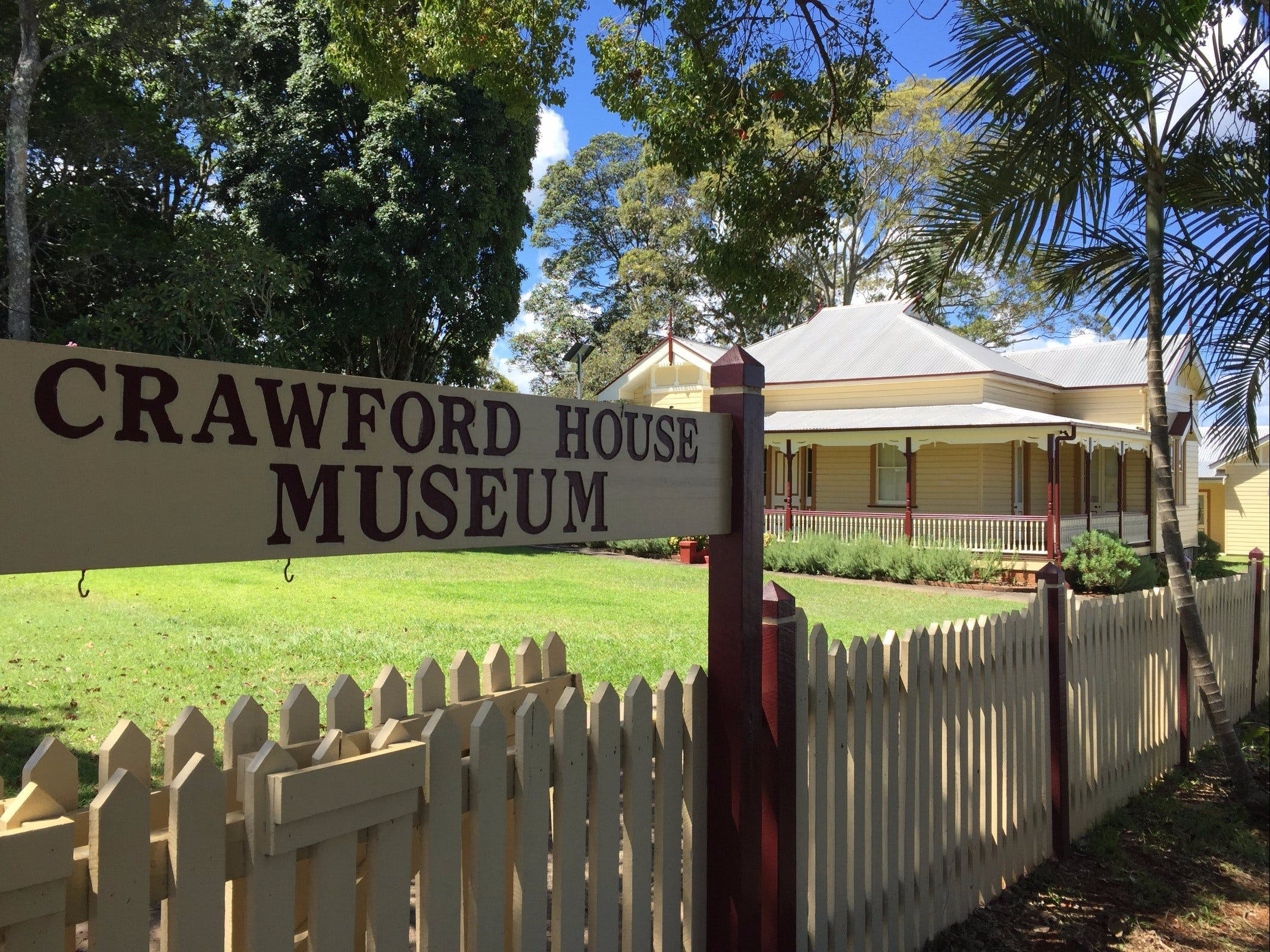 Crawford House Alstonville - Accommodation Noosa