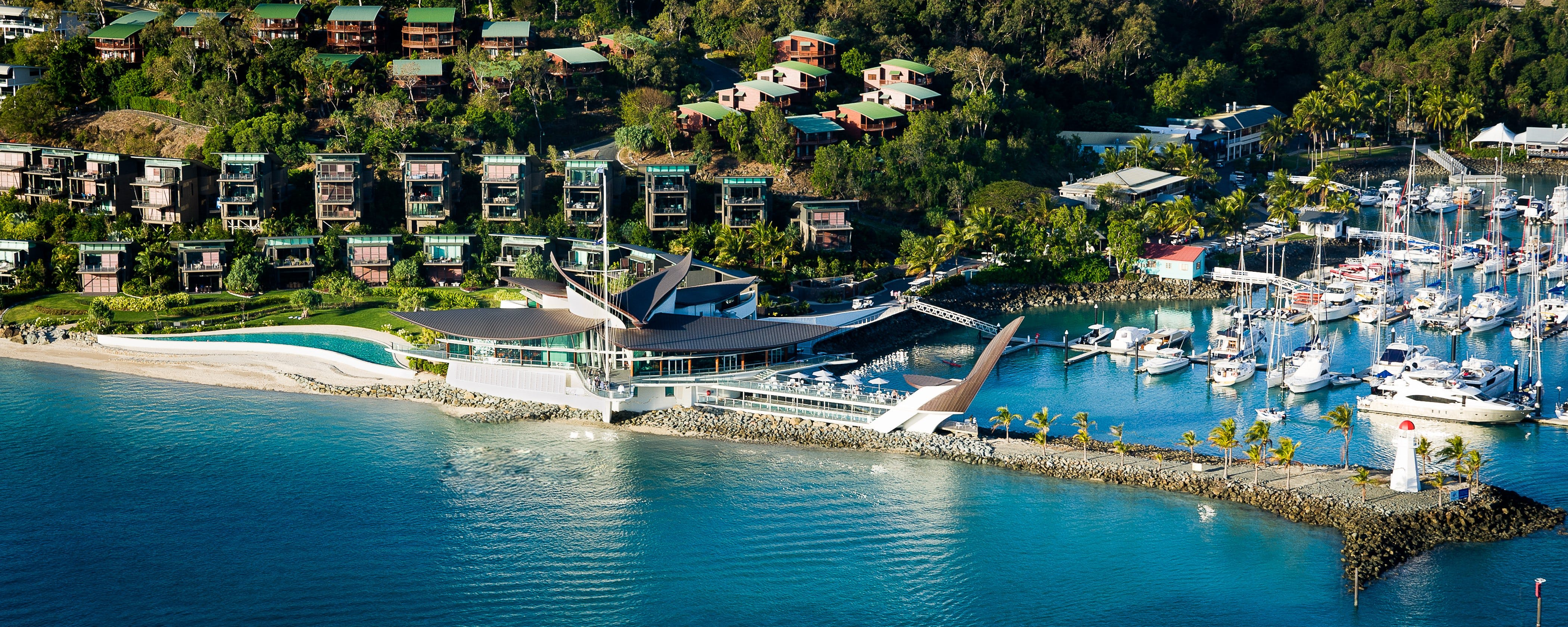 Hamilton Island Yacht Club - Accommodation Noosa