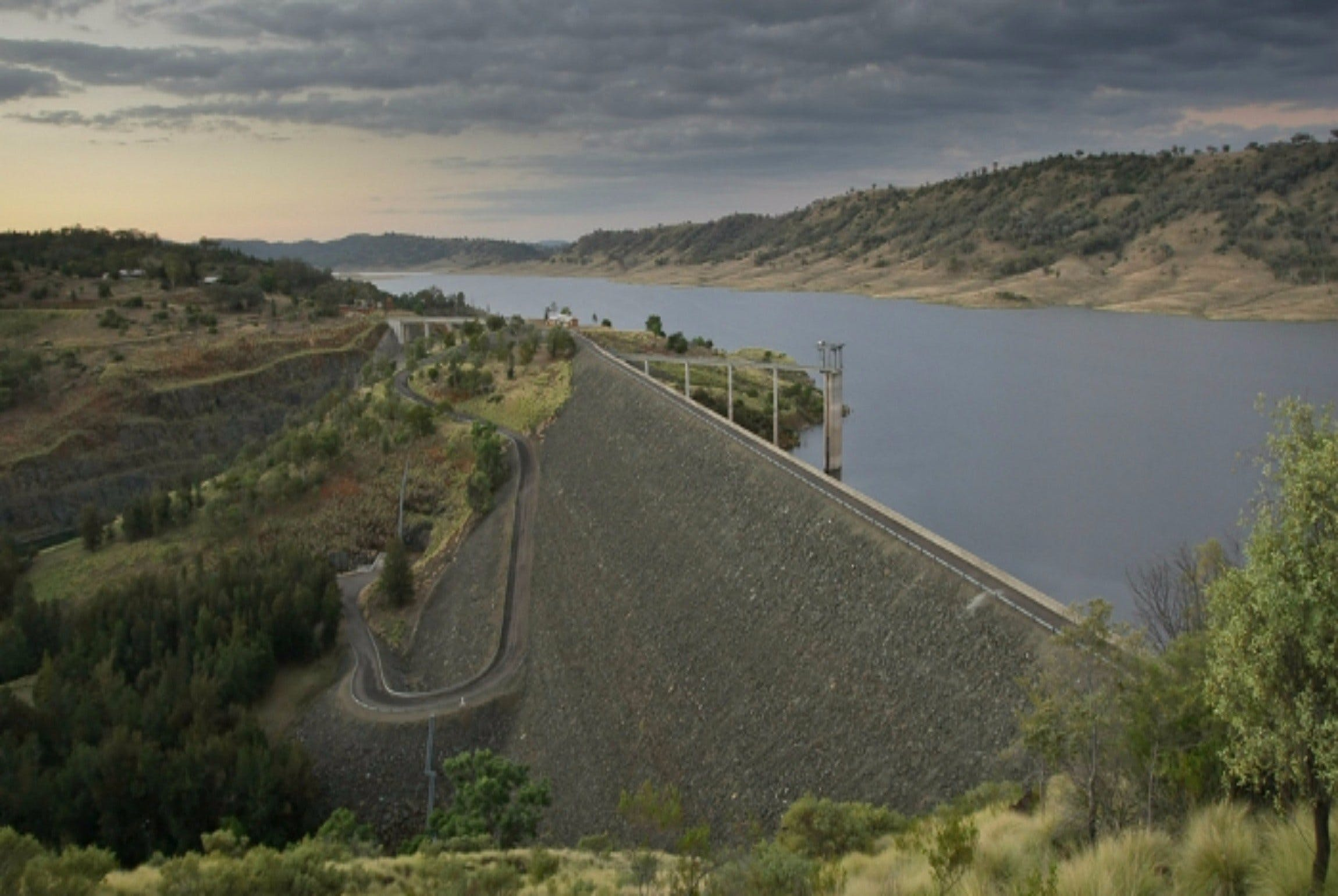 Split Rock Dam - Accommodation Noosa