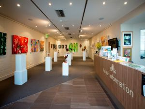 Australian National Botanic Gardens Visitor Centre Gallery - Accommodation Noosa
