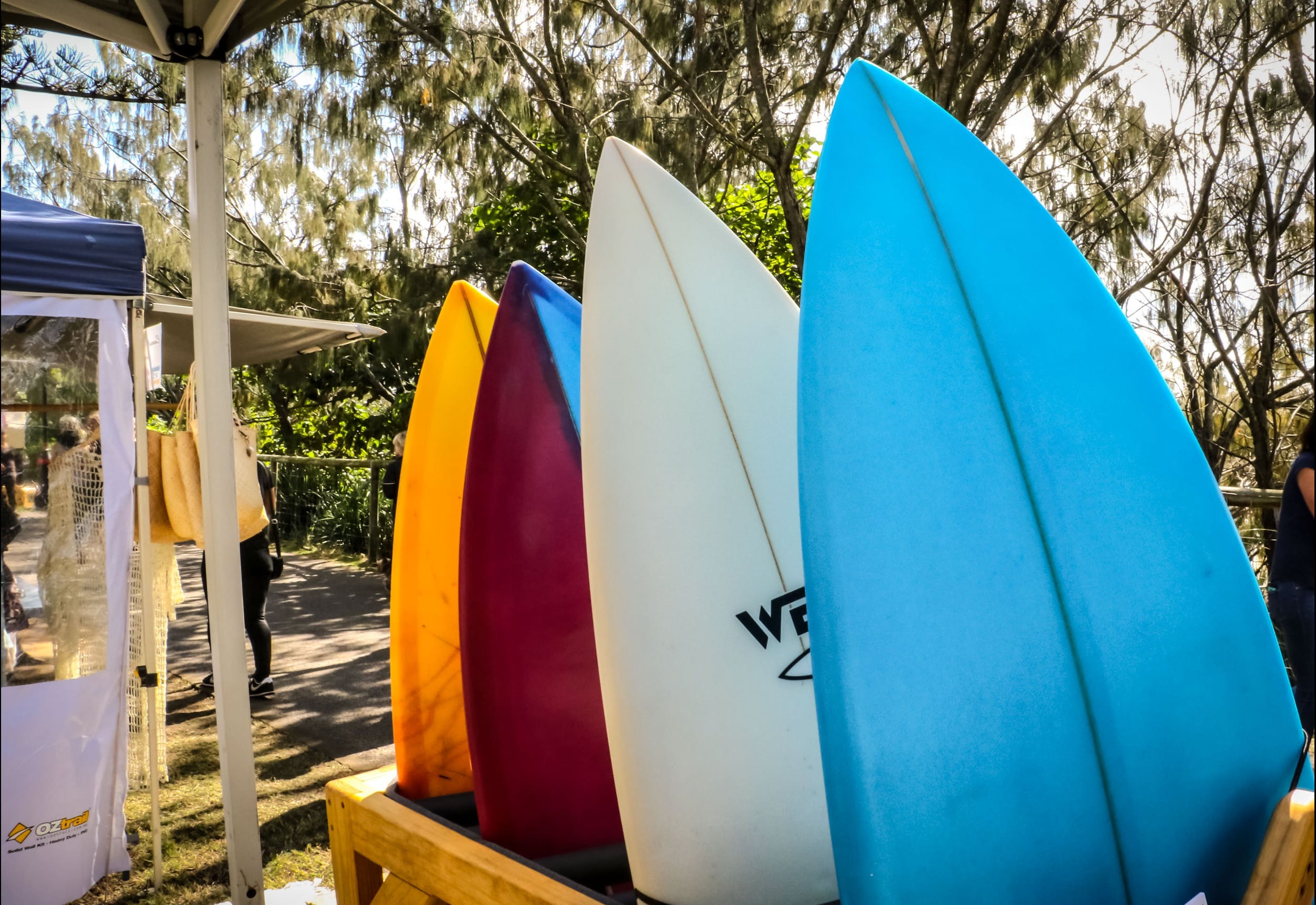 Burleigh Art and Craft Markets - Accommodation Noosa