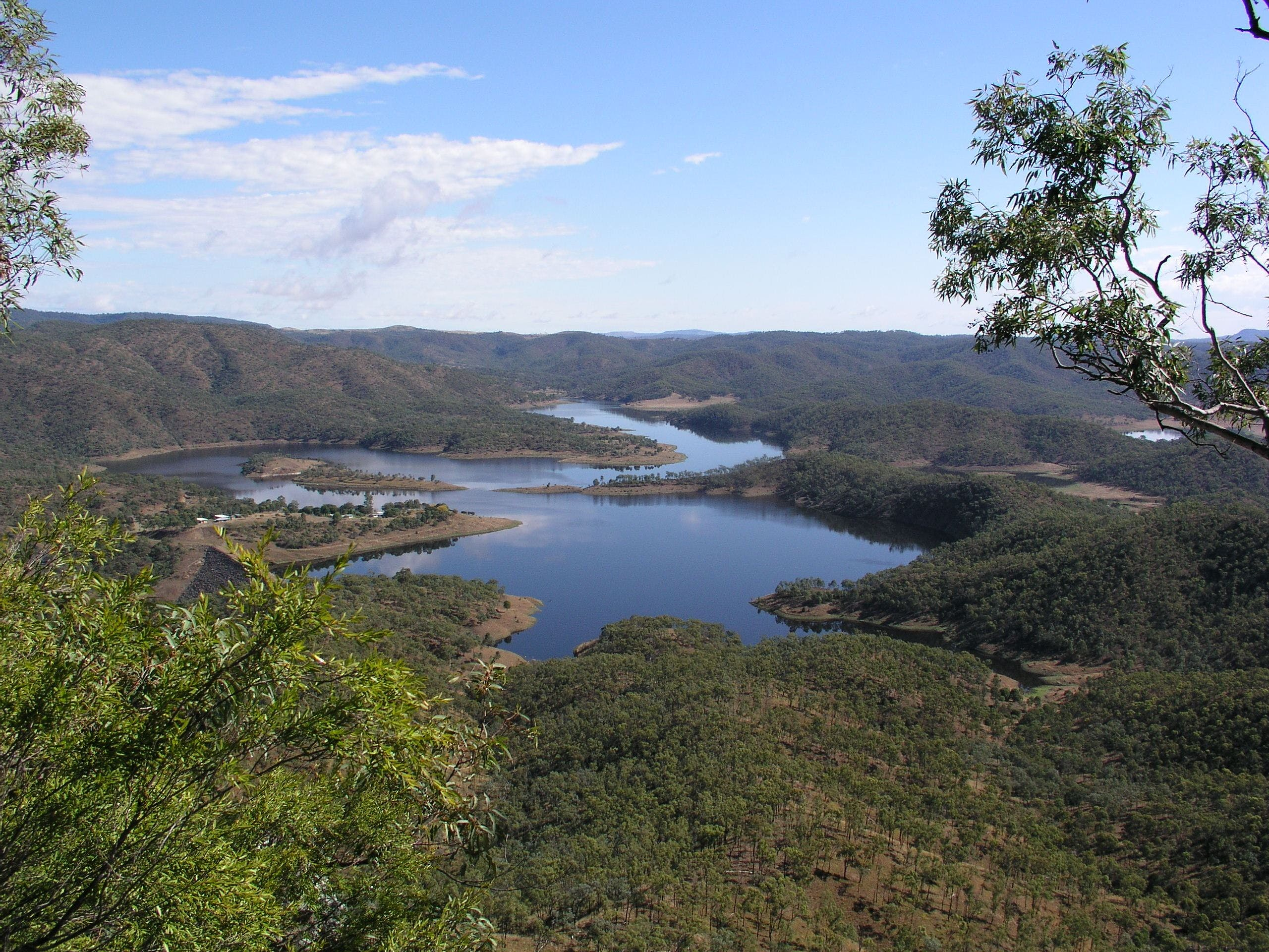 Lake Cania - Accommodation Noosa