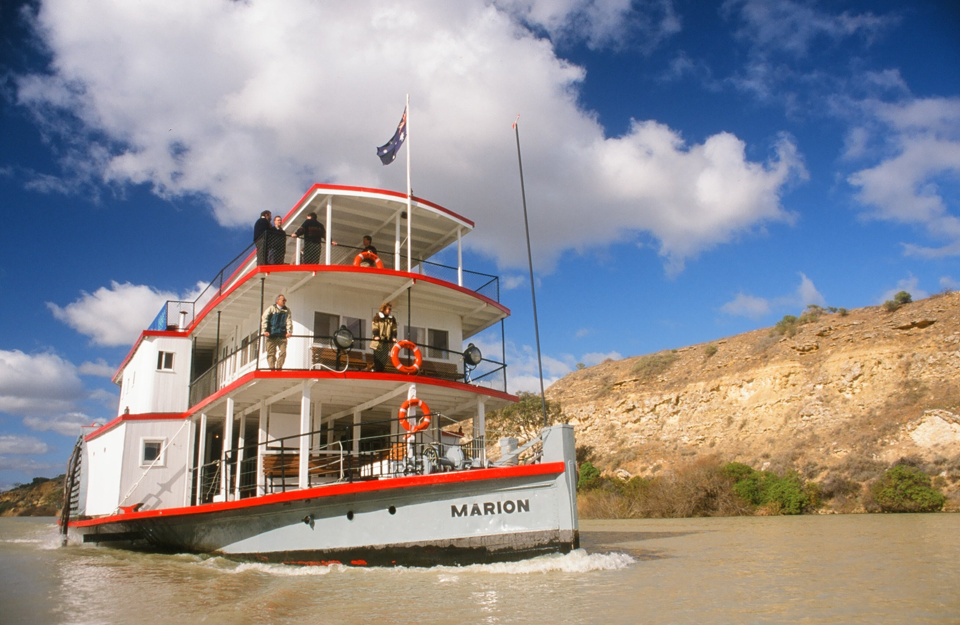 PS Marion Short Cruises - all cruises cancelled until further notice - Accommodation Noosa