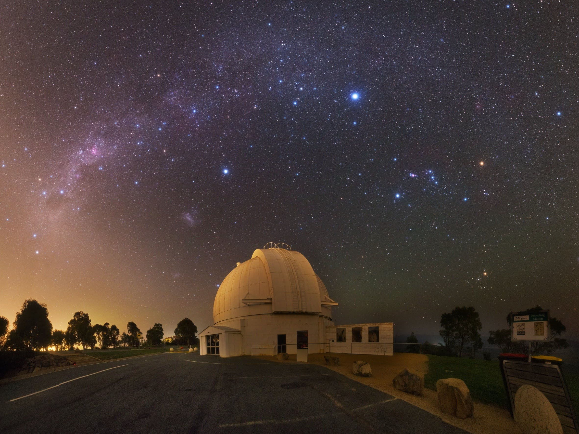 Mount Stromlo Observatory - Accommodation Noosa