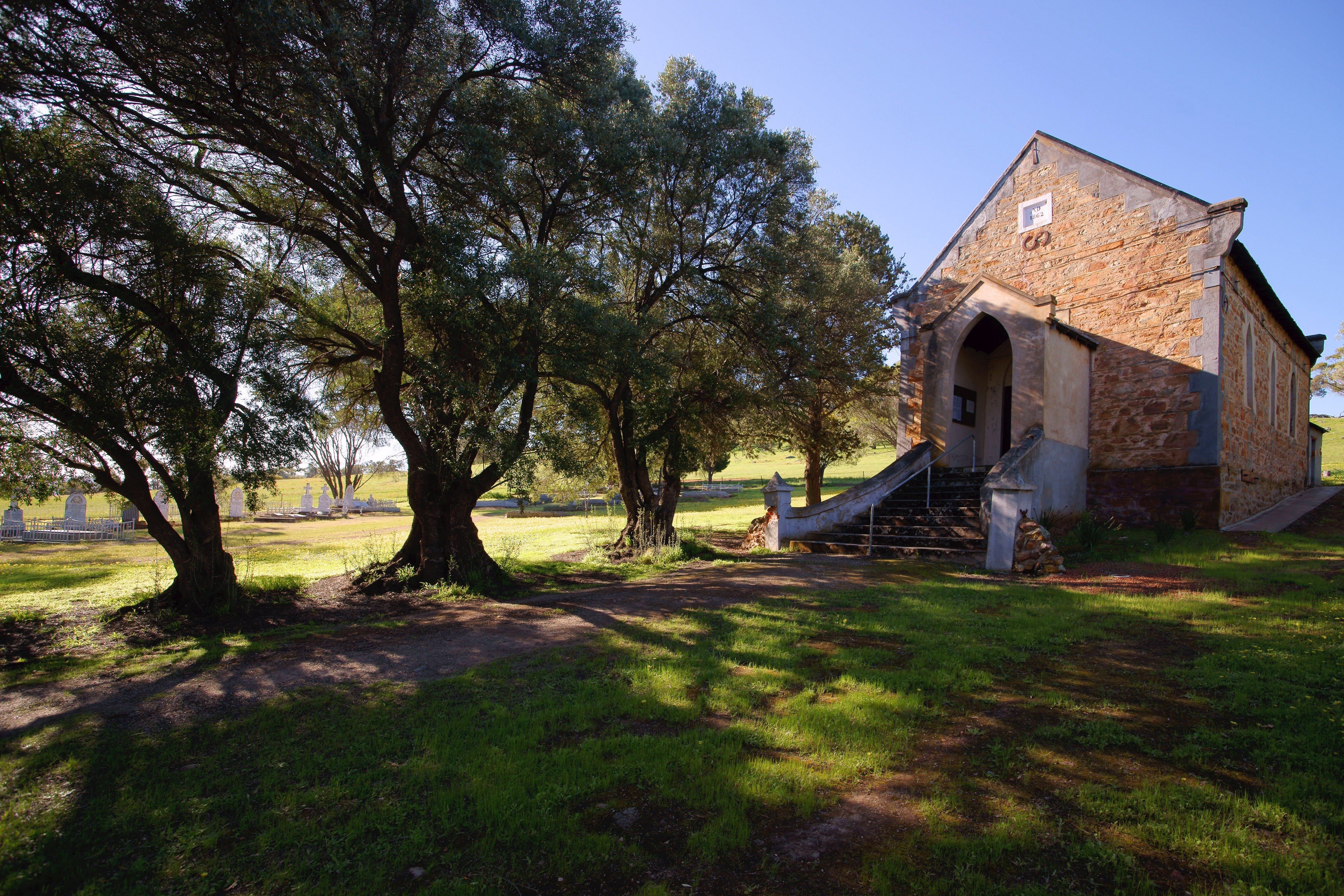 St Saviours Church Katrine - Accommodation Noosa