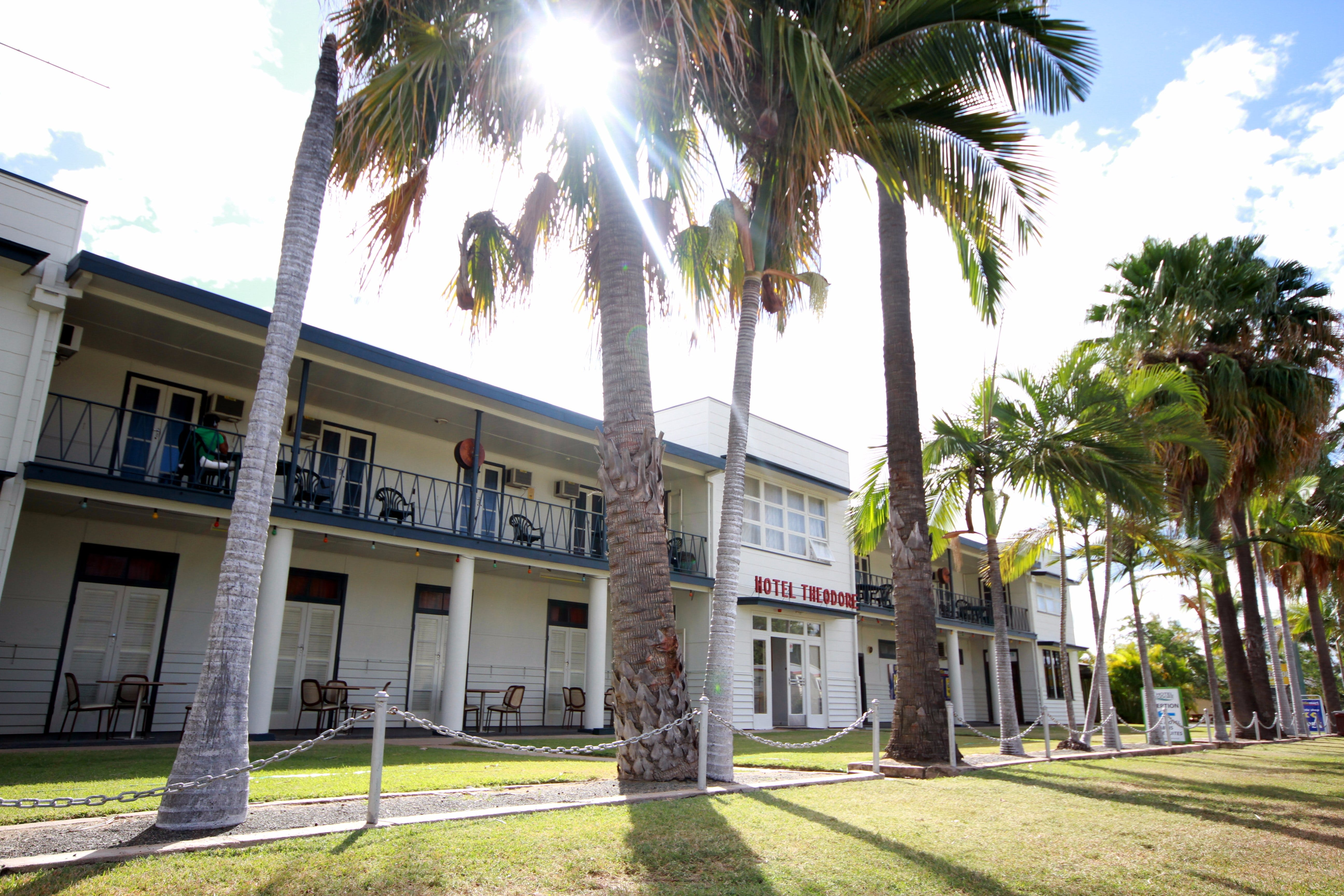 Theodore - Accommodation Noosa
