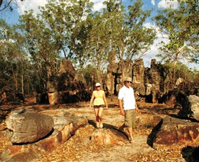 The Lost City - Litchfield National Park - Accommodation Noosa