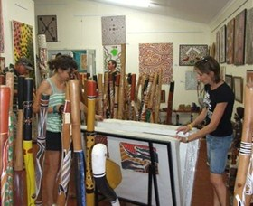 Top Didj and Art Gallery - Accommodation Noosa