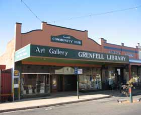 Grenfell Art Gallery - Accommodation Noosa