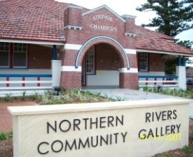 Northern Rivers Community Gallery - Accommodation Noosa