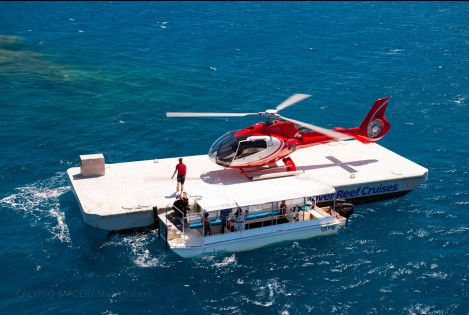GBR Helicopters - Accommodation Noosa