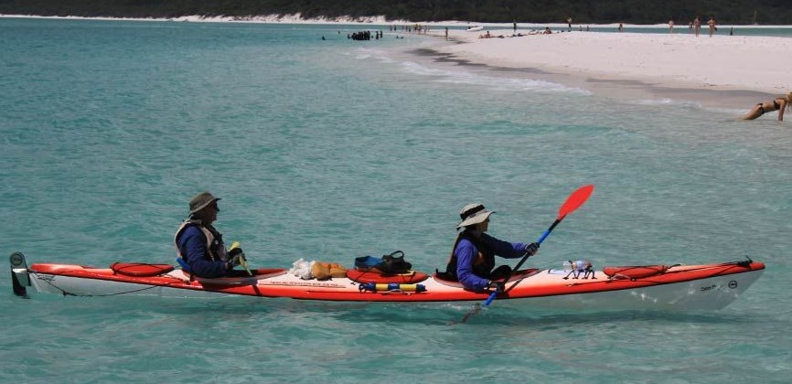 Salty Dog Sea Kayaking