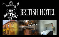 British Hotel - Accommodation Noosa