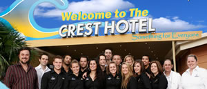 The Crest Hotel Sylvania - Accommodation Noosa