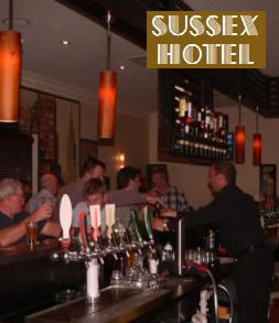 Sussex Hotel - Accommodation Noosa