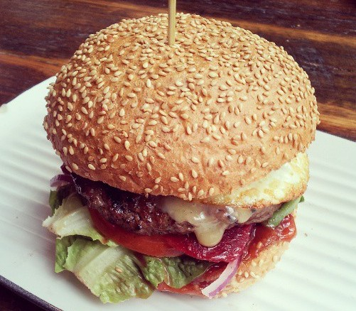 Grill'd Healthy Burgers - Accommodation Noosa