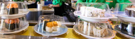 Sushi Train Indooroopilly Junction - Accommodation Noosa