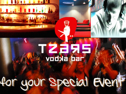 Tzars Vodka Bar - Accommodation Noosa