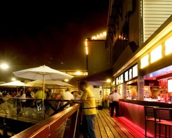 The Lucky Shag Waterfront Bar - Accommodation Noosa