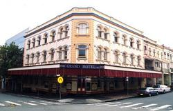 The Grand Hotel Newcastle - Accommodation Noosa