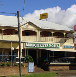 Barron River Hotel - Accommodation Noosa