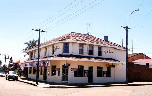 Old Fitzroy Hotel The - Accommodation Noosa
