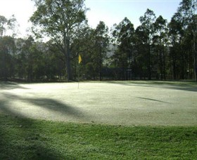 Paterson Golf Club - Accommodation Noosa