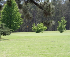 Inverell Golf Club - Accommodation Noosa