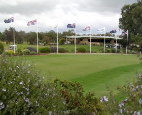 Tocumwal Golf Club - Accommodation Noosa