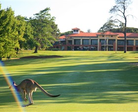 Royal Canberra Golf Club - Accommodation Noosa