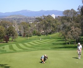 Fairbairn Golf Club - Accommodation Noosa