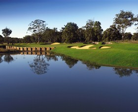 Kooindah Waters Golf Club - Accommodation Noosa