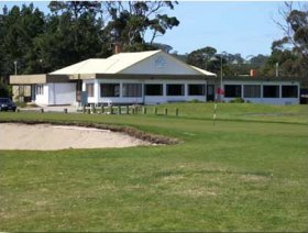 Seabrook Golf Club - Accommodation Noosa