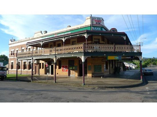 Bank Hotel Dungog - Accommodation Noosa