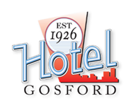 Hotel Gosford - Accommodation Noosa