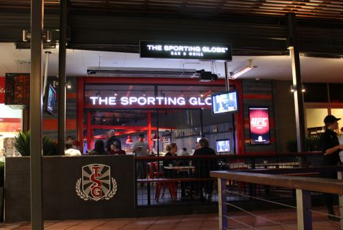 The Sporting Globe Bar amp Grill - Accommodation Noosa