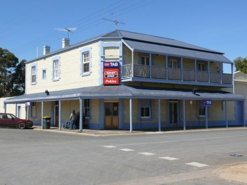 Port Wakefield Hotel - Accommodation Noosa