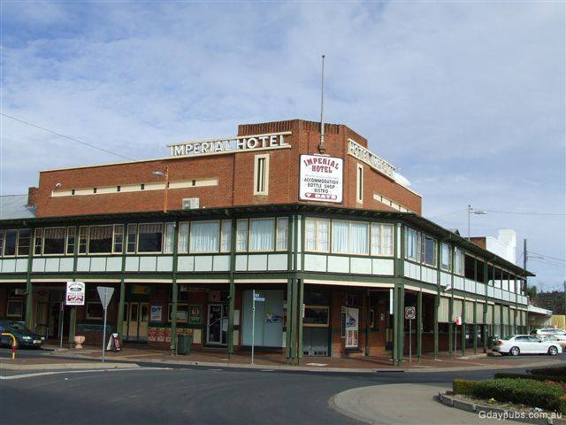 Imperial Hotel Coonabarabran - Accommodation Noosa