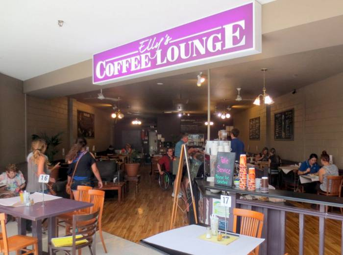 Ellys Coffee Lounge - Accommodation Noosa