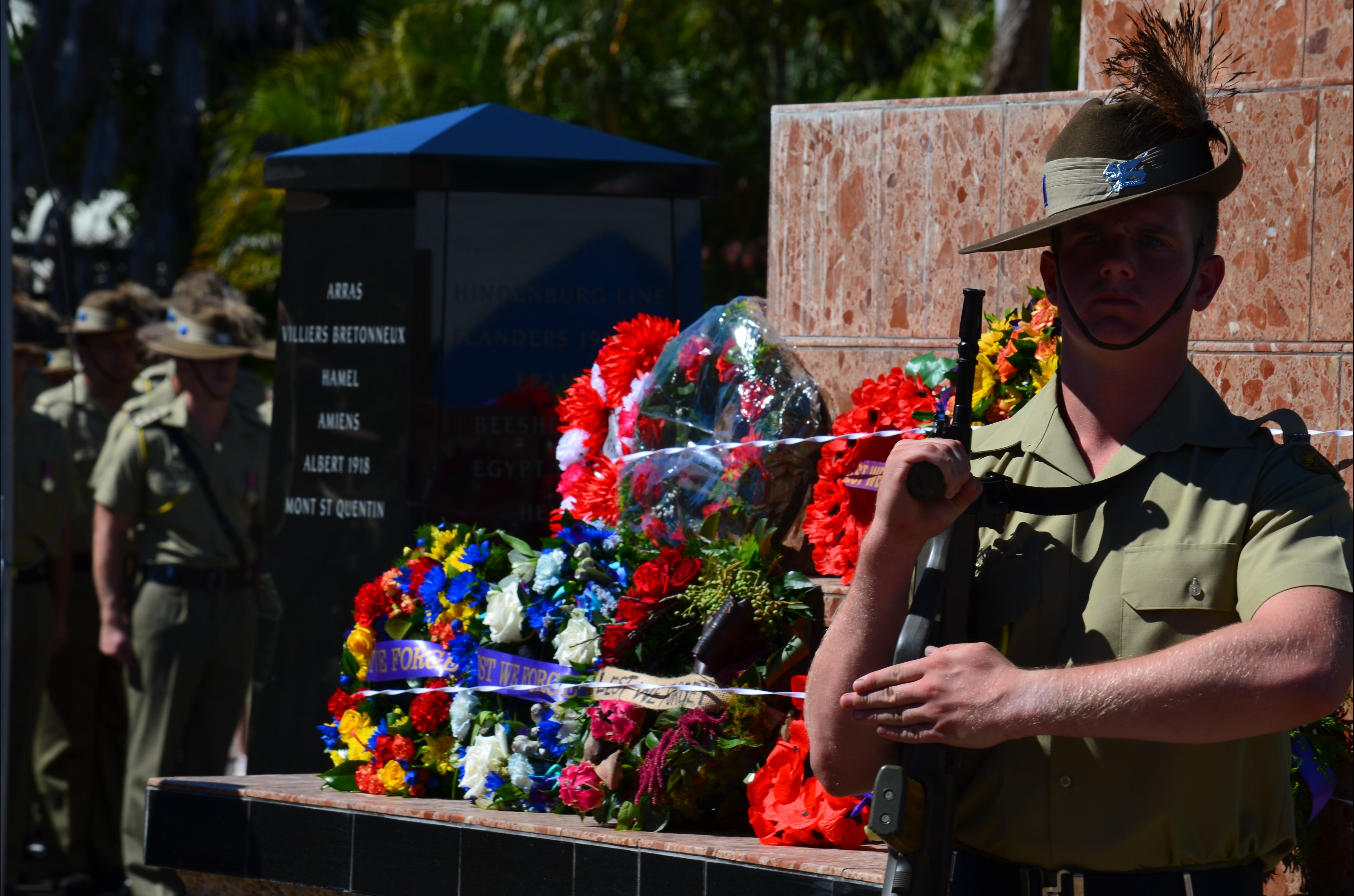 Anzac Day Charters Towers - Accommodation Noosa