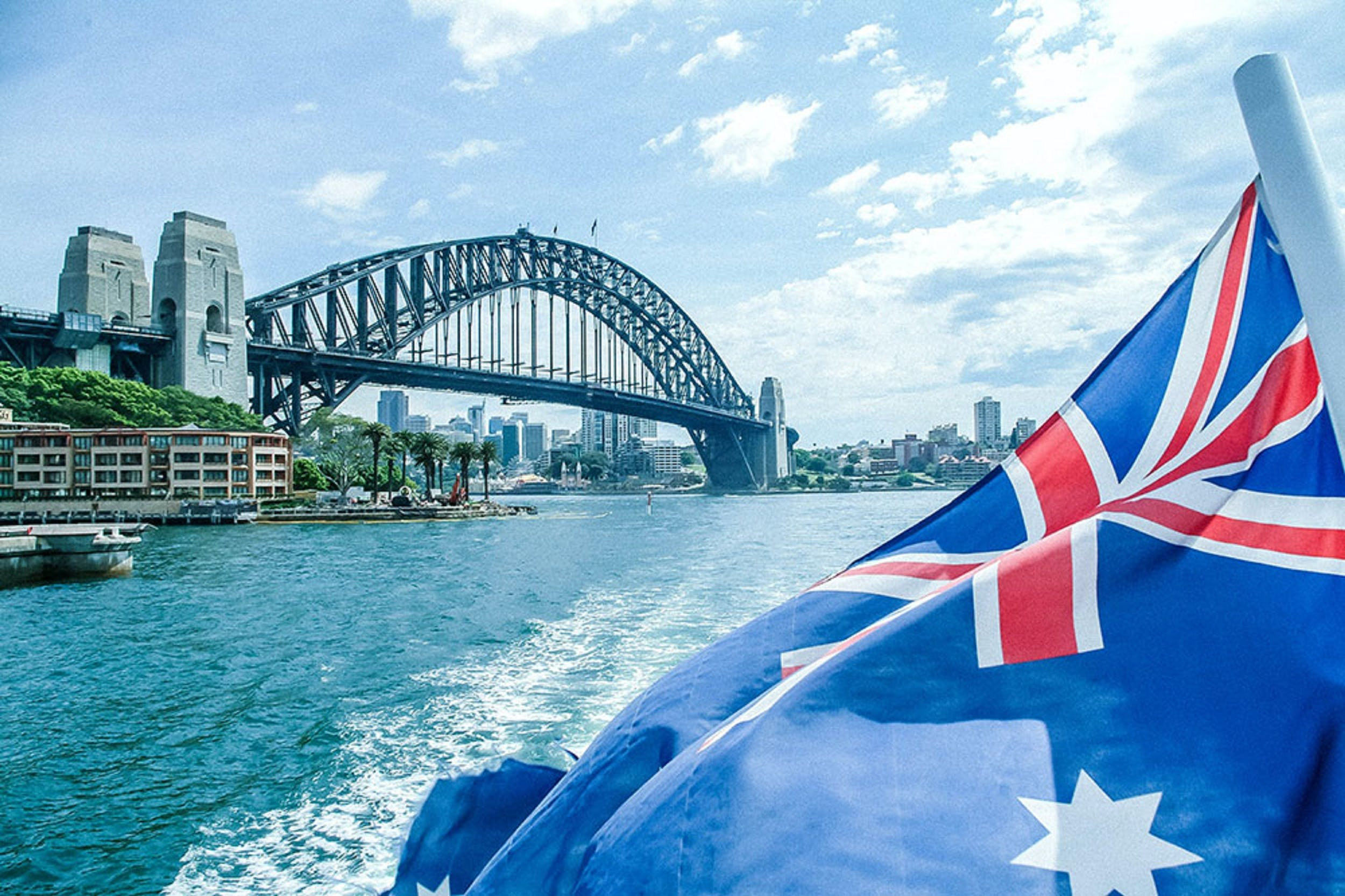 Australia Day Lunch and Dinner Cruises On Sydney Harbour with Sydney Showboats - Accommodation Noosa