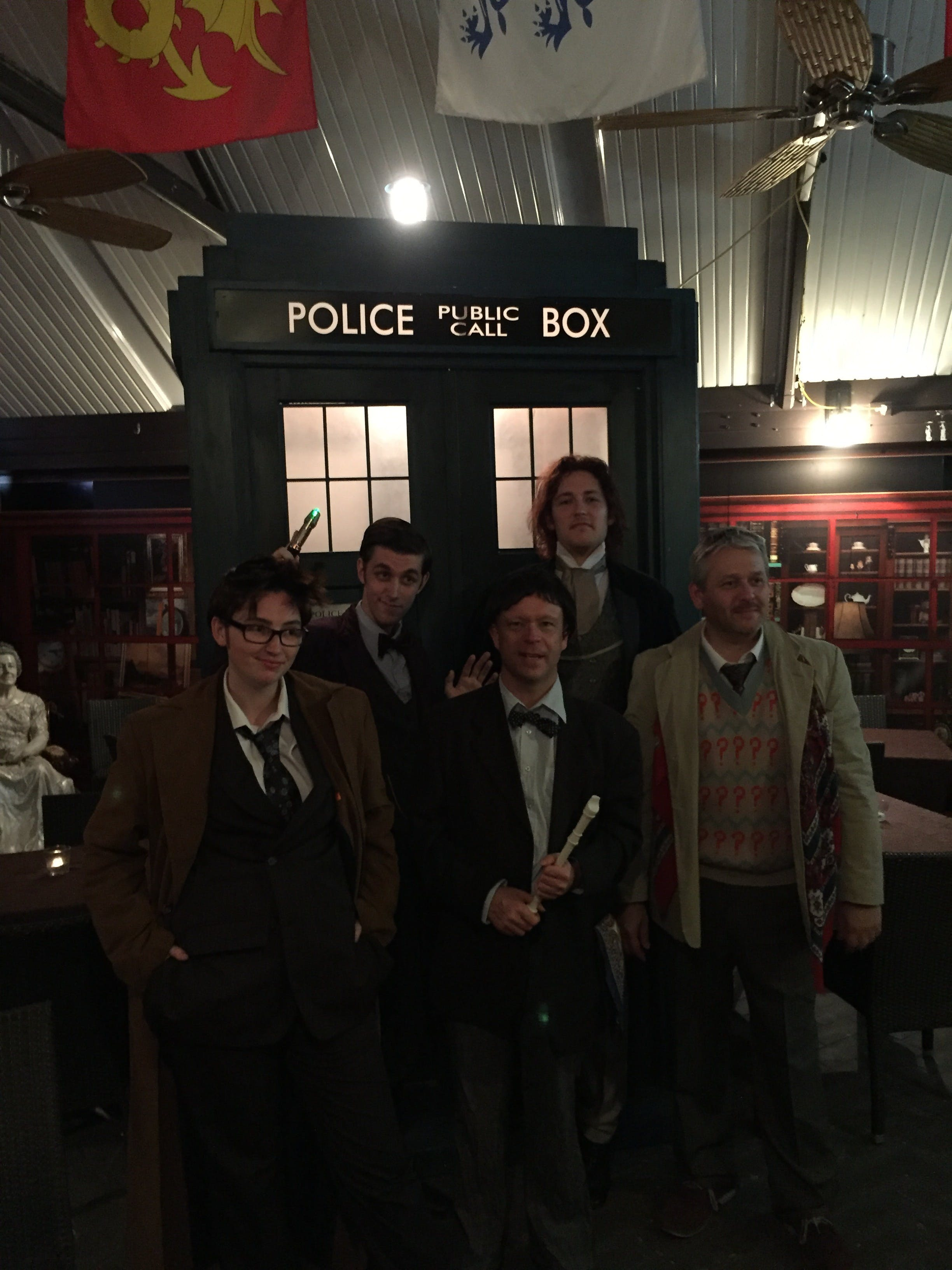 Dr Who Quiz Night - Accommodation Noosa