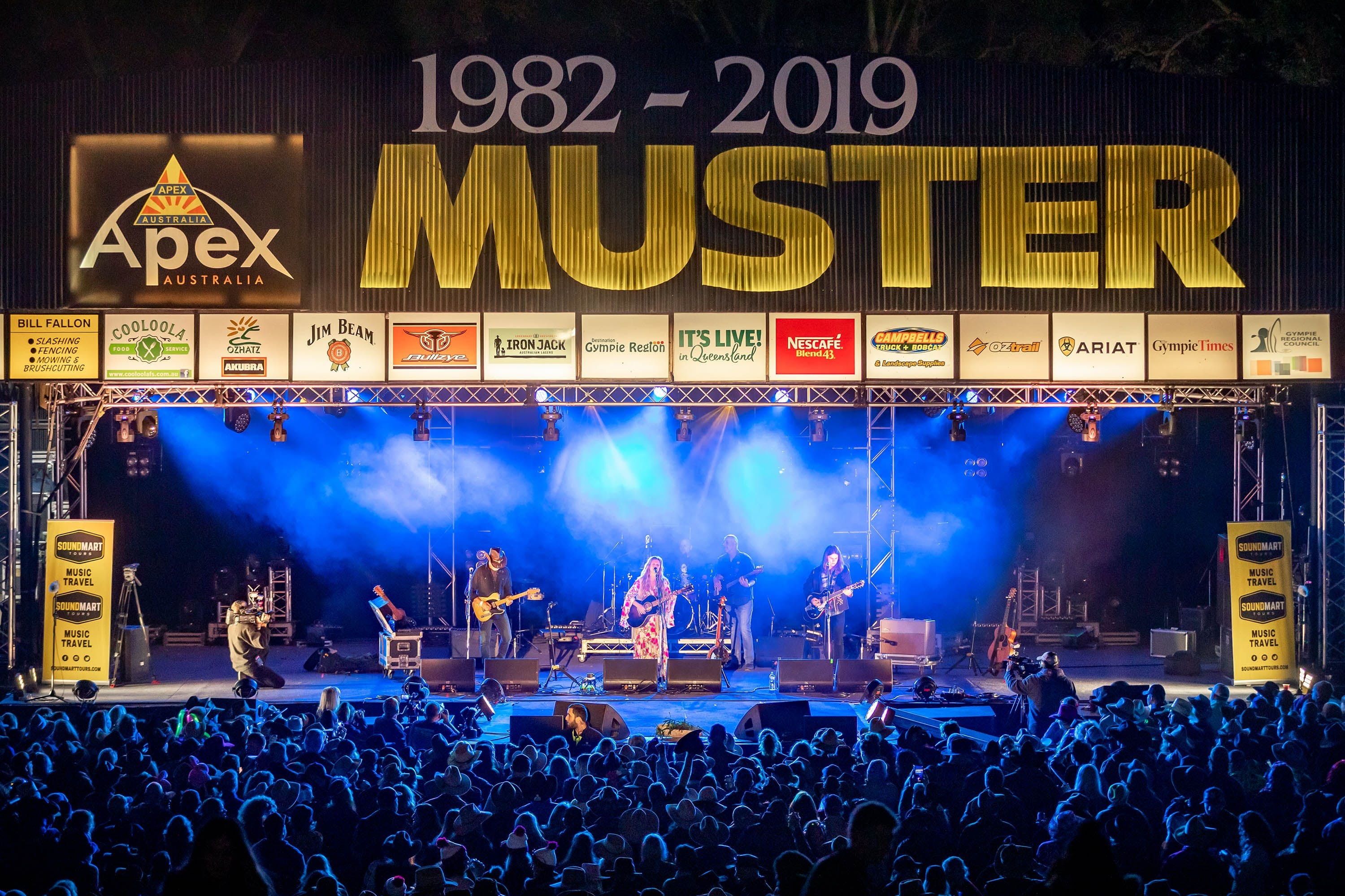 Gympie Music Muster - Accommodation Noosa