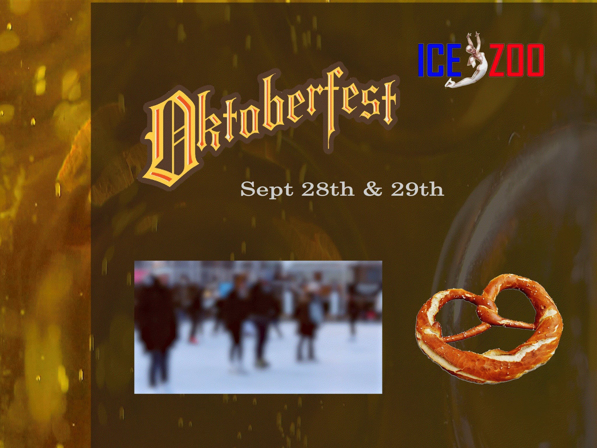 Oktoberfest at Ice Zoo - Accommodation Noosa