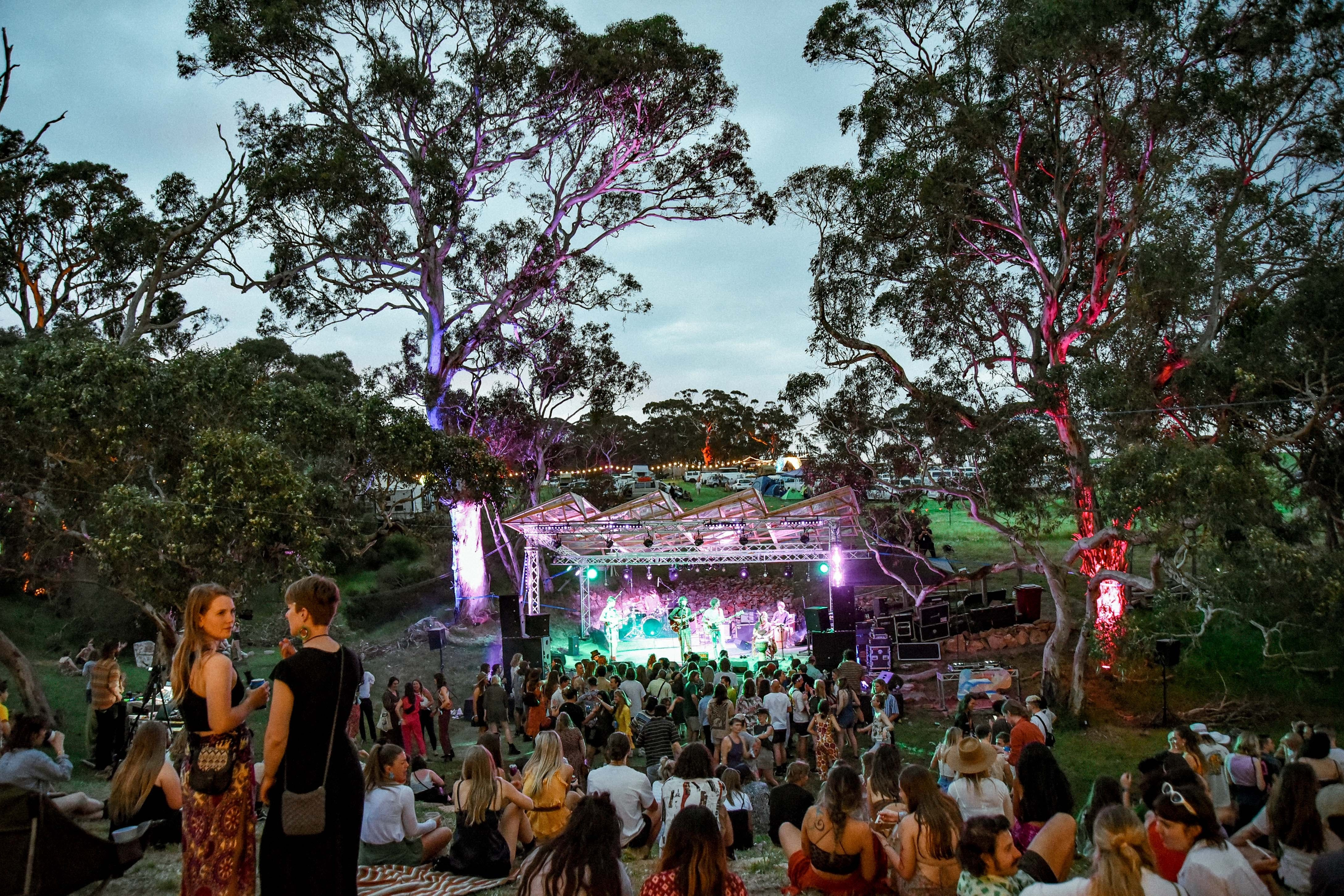Field Good Festival - Accommodation Noosa