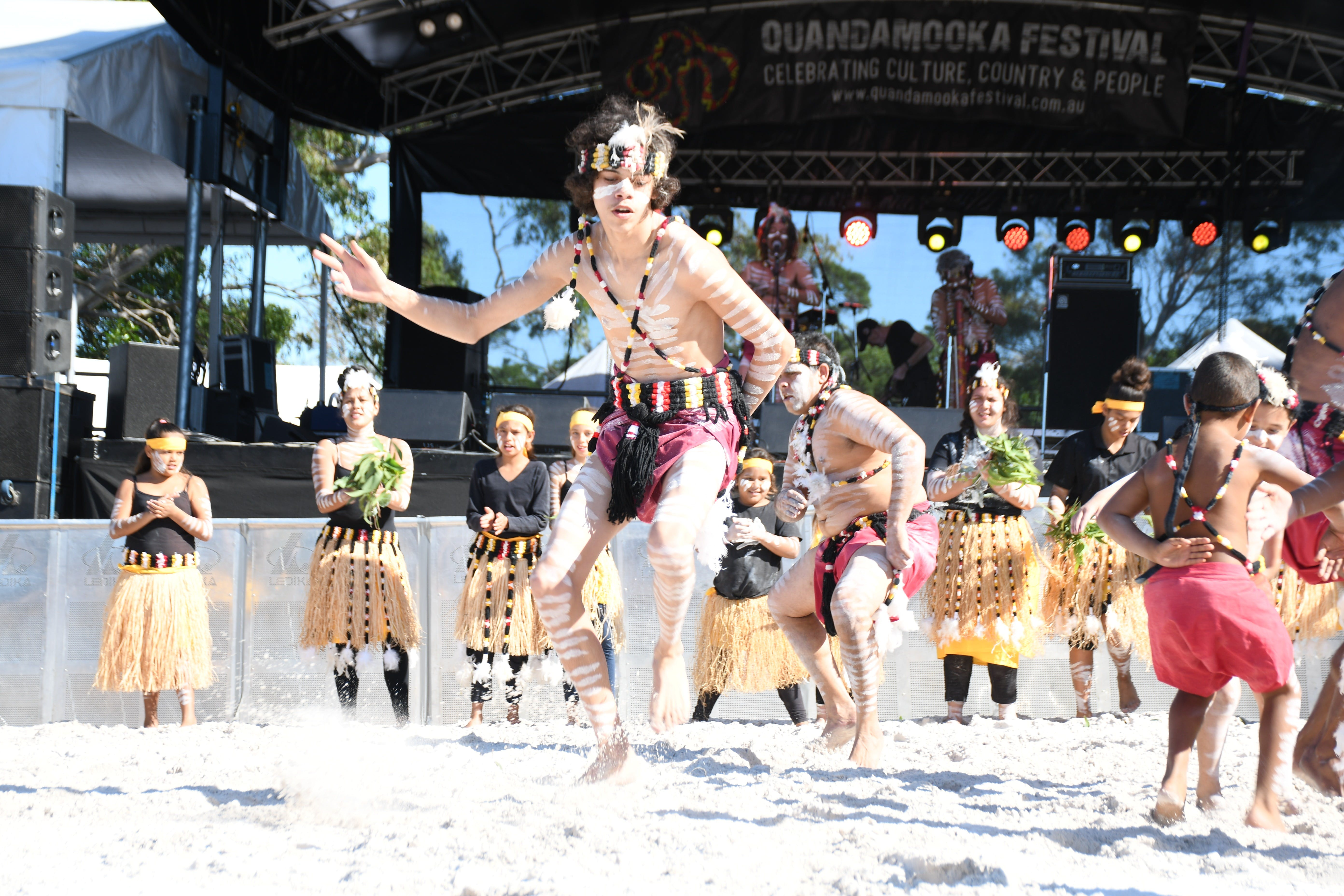 Quandamooka Festival 2021 - Accommodation Noosa