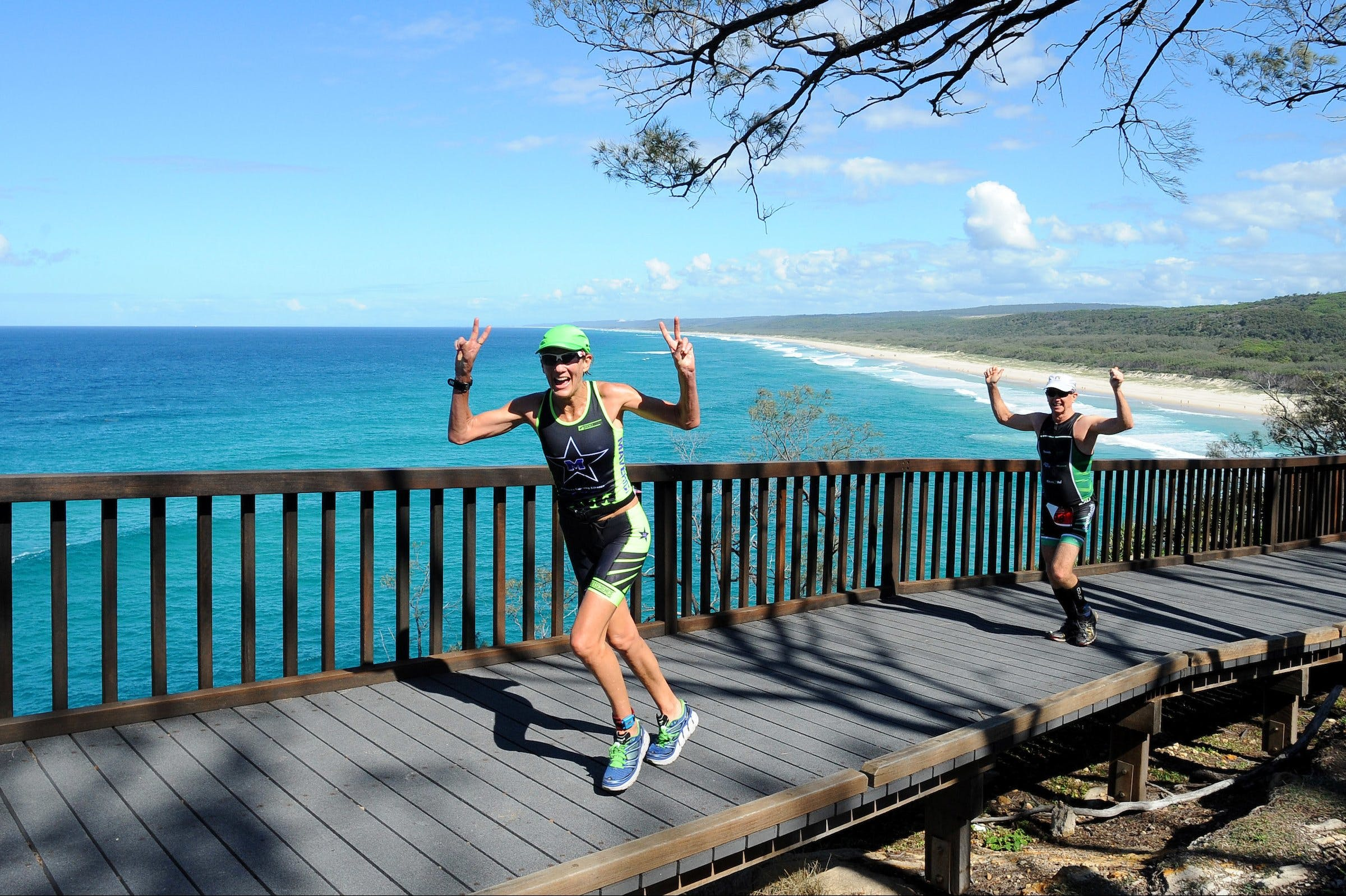 The Straddie Salute Triathlon Festival - Accommodation Noosa